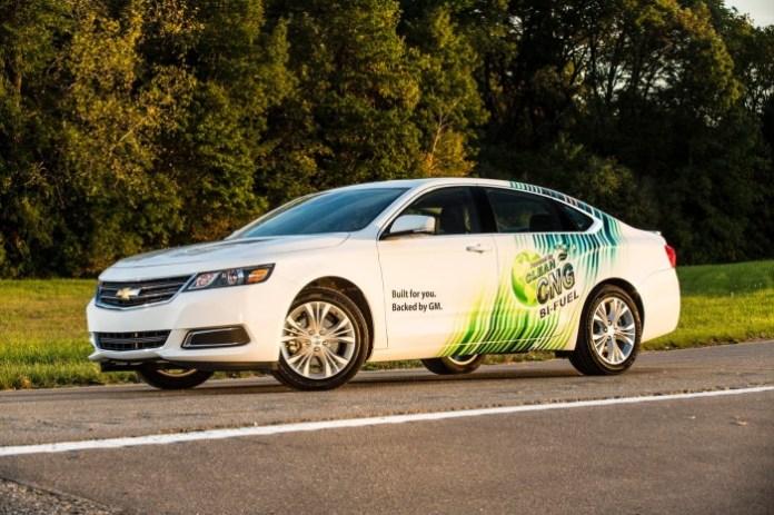 Chevrolet Impala 2015 Bi-Fuel (2)
