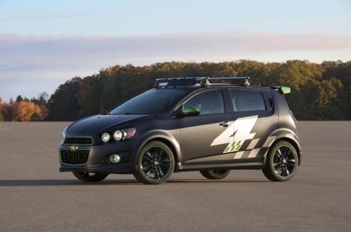 Chevrolet lineup for SEMA 2013 (12)