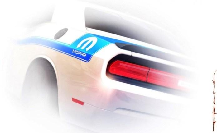 Dodge Challenger Mopar Edition 2014 teaser image