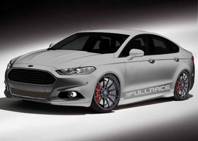 Fullrace Ford Fusion