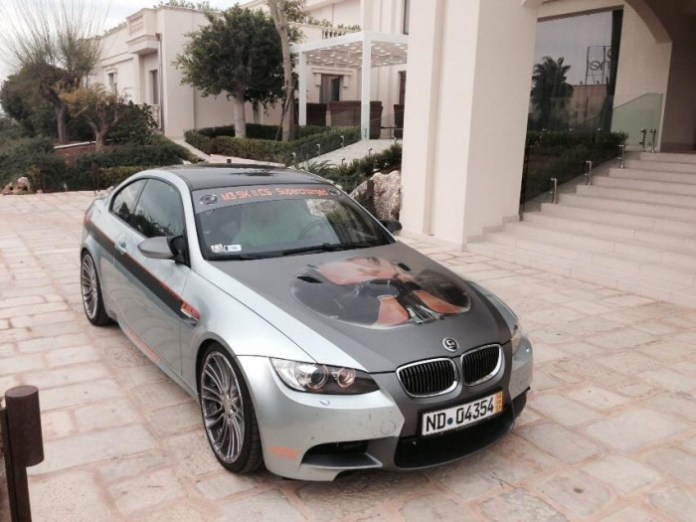 G-POWER BMW M3 SK II CS (1)