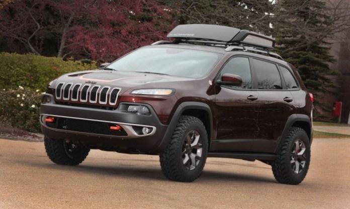 Jeep Cherokee Trail Carver 1
