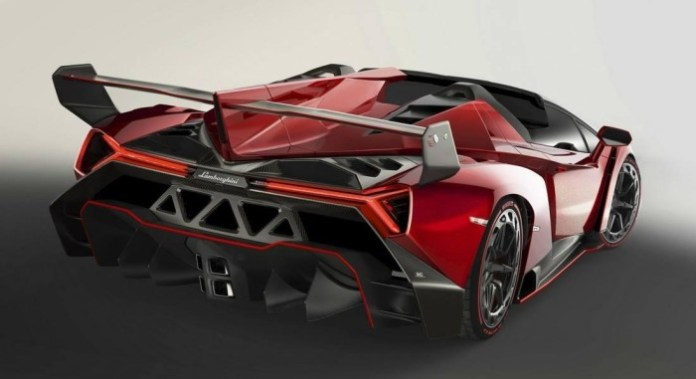 Lamborghini Veneno Roadster (3)