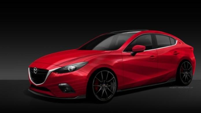 Mazda for SEMA 2013 (3)