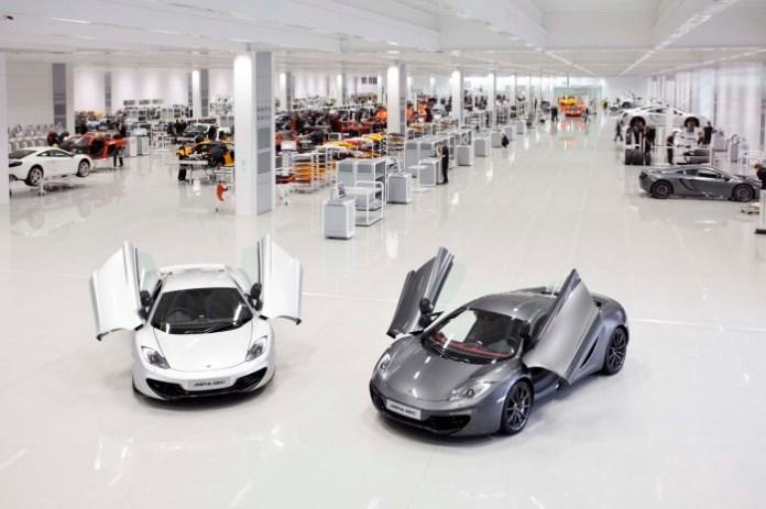 McLaren Production Centre (2)