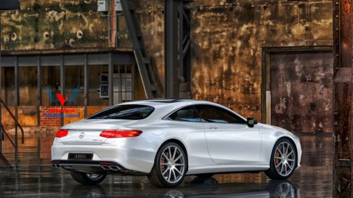 Mercedes-Benz S63 AMG Coupe rendering (1)