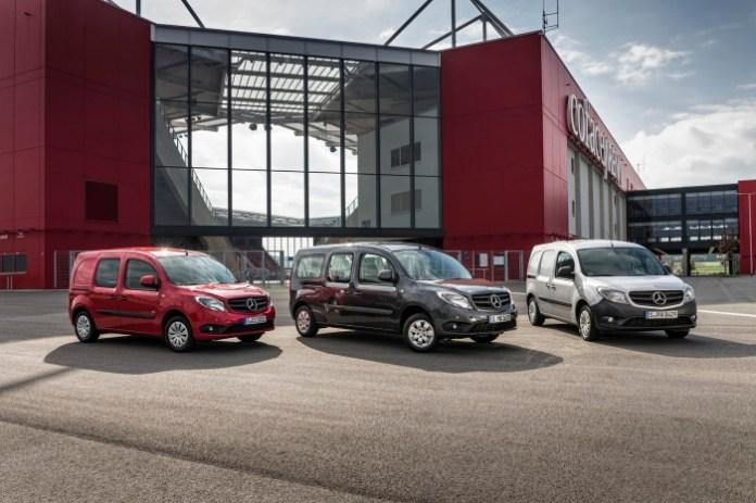 Mercedes Citan Crewbus and Citan 2014 (1)