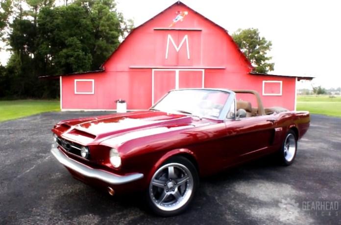Mo'Muscle Cars' 820HP 1965 Mustang