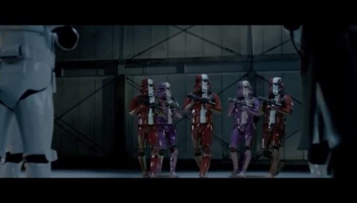 Nissan Star Wars
