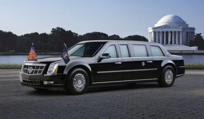 Obama Presidential Cadillac limousine (2)