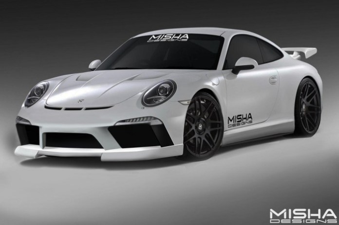 Porsche 911 by Misha Design (1)