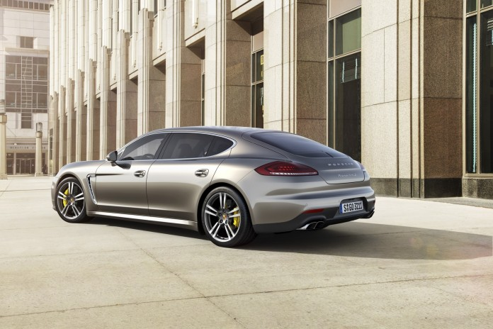 Porsche Panamera Turbo S Facelift (2)