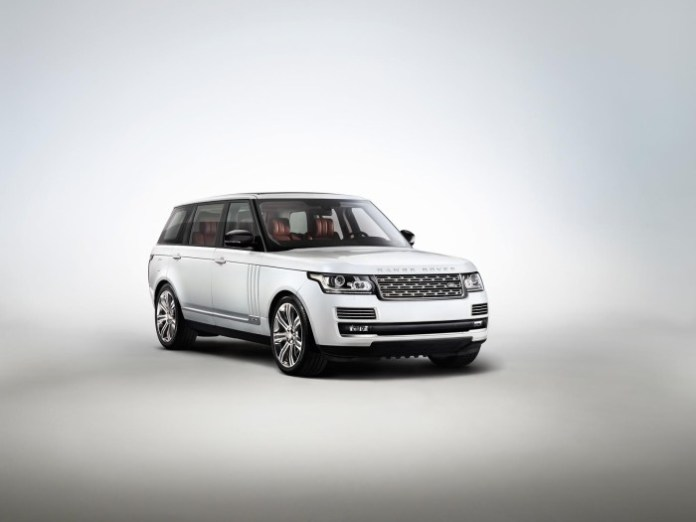 Range Rover L 2
