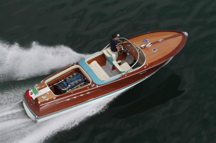 Riva Aquarama Ferruccio Lamborghini (6)