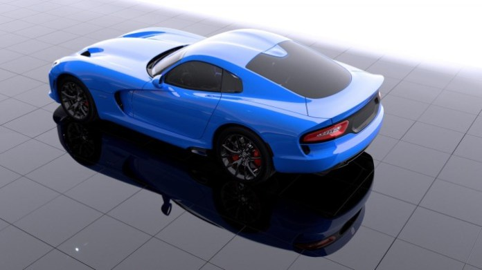 SRT Viper Color Contest (1)