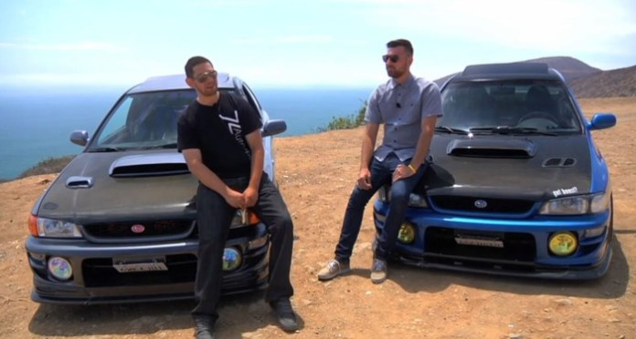 Subaru R-STi - JDM vs USDM