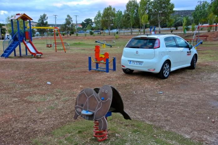 Test Drive Fiat Punto - 102
