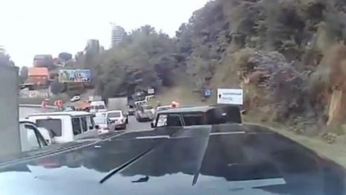 truck brake failure