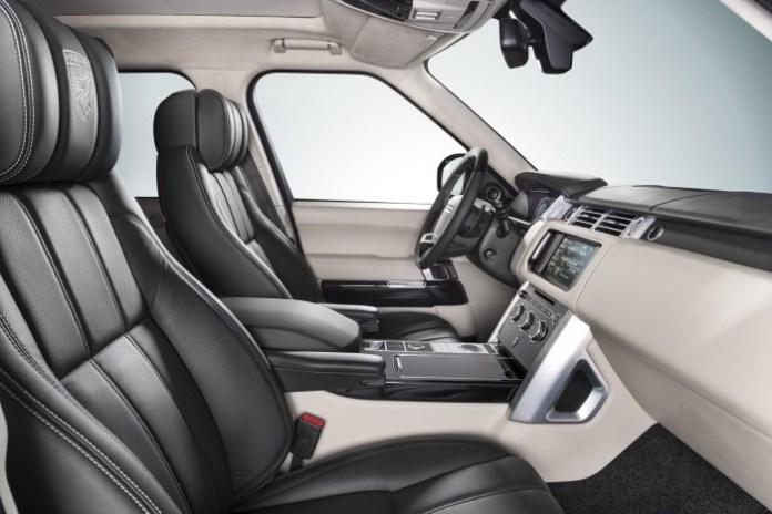 Hamann updates Mystere Range Rover