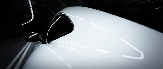 Jaguar F-Type Coupe teaser