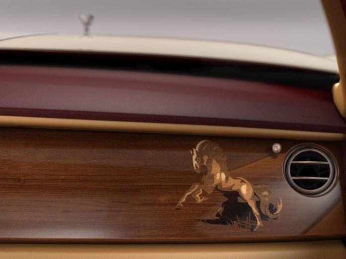 Rolls-Royce Ghost Majestic Horse