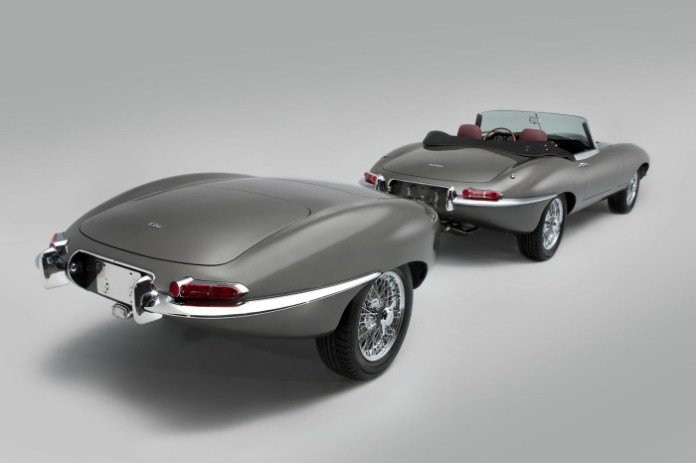 1968 Jaguar E-Type by Classic Motor Cars Limited of Bridgnorth (1)