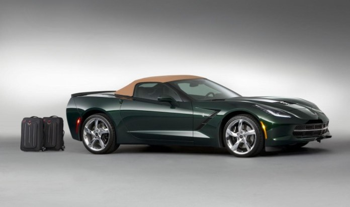 2014 Chevrolet Corvette Stingray Premiere Edition Convertible 1