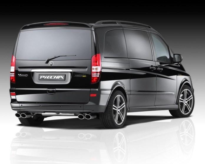 Mercedes Viano by JMS & Piecha Design