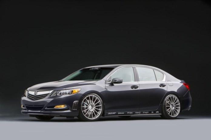 Acura RLX VIP Sedan concept