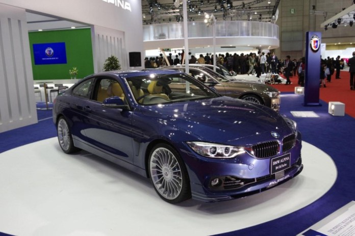 Alpina B4 BiTurbo Coupe 3