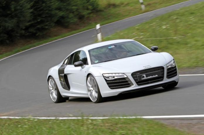 Audi R8 V10 Plus by B&B 10