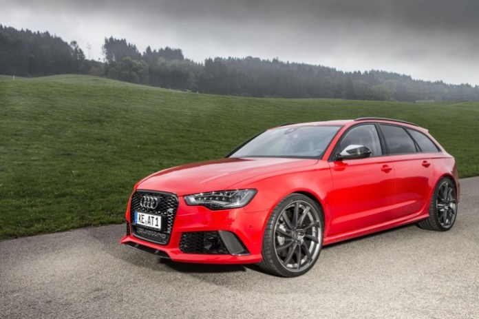 Audi RS6 Avant by ABT 1