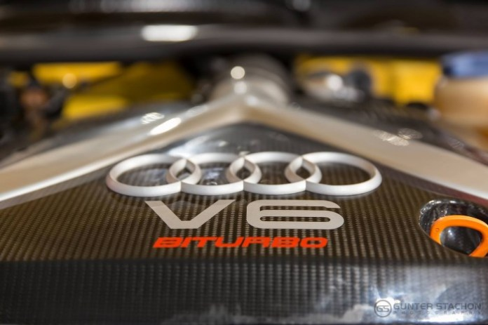 Audi TT 2.7T prototype 11