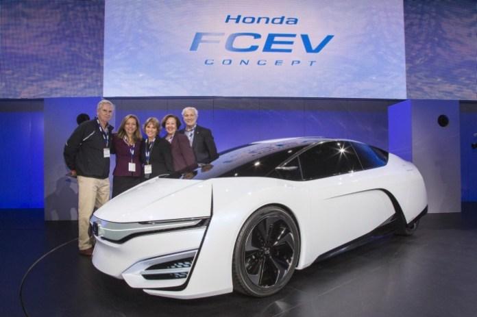 Honda FCEV Concept 1