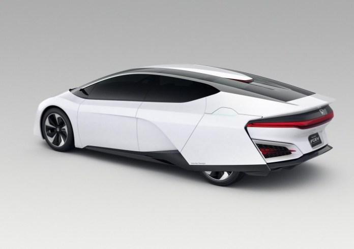 Honda FCEV Concept 6