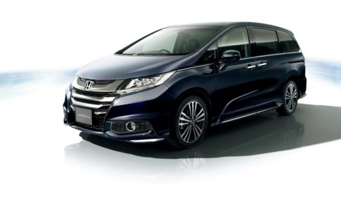 Honda Odyssey JDM-Spec 2014 (13)