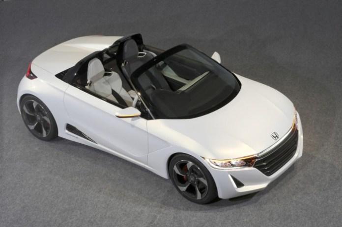 Honda S660 Concept 5