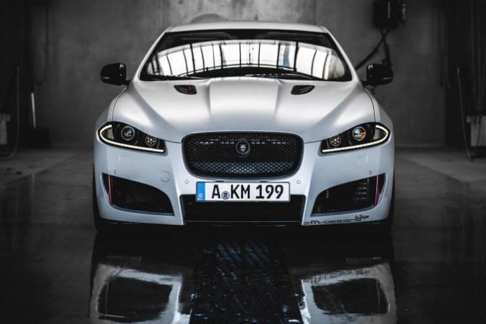 Jaguar XF by 2M-Designs 8