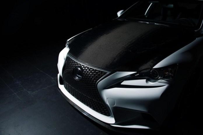 Lexus IS 350 by Seibon Carbon 2