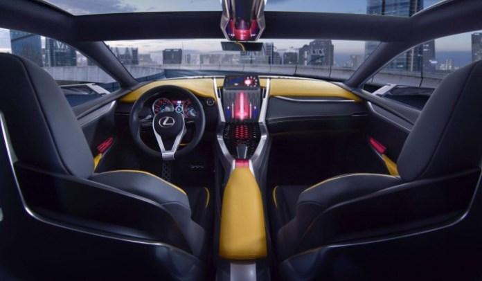 Lexus LF-NX Turbo Concept (4)
