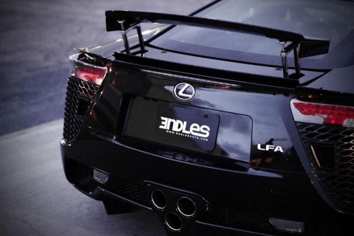 Lexus LFA by De Alwis