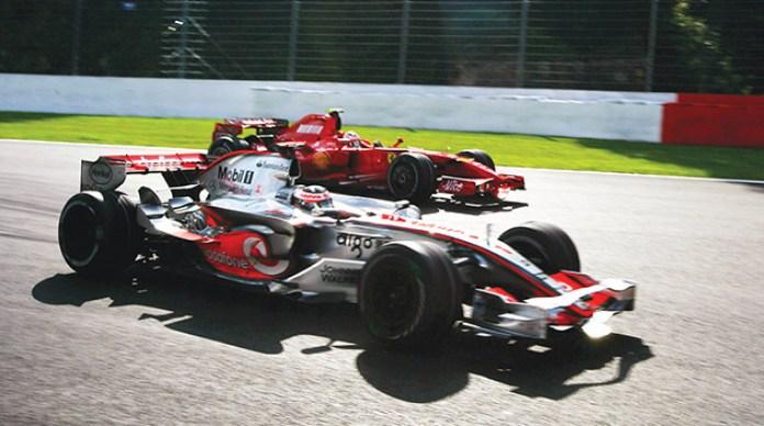 McLaren-Ferrari 2007