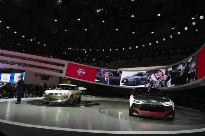 Nissan IDx Freeflow and IDx Nismo concepts (1)