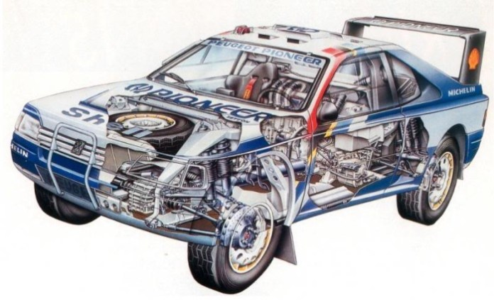 Peugeot 405 T16 Pikes Peak (20)
