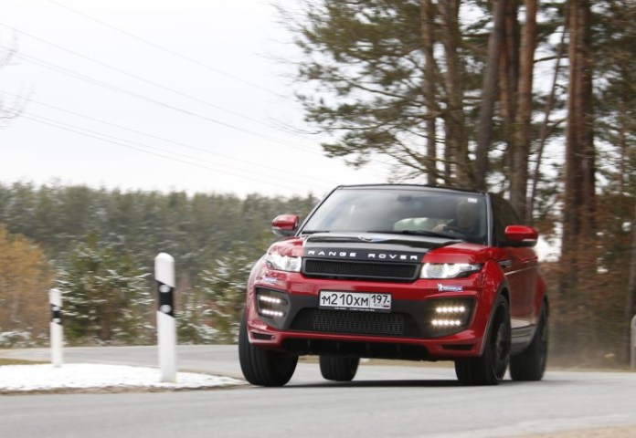 Range Rover Evoque by LARTE Design 1