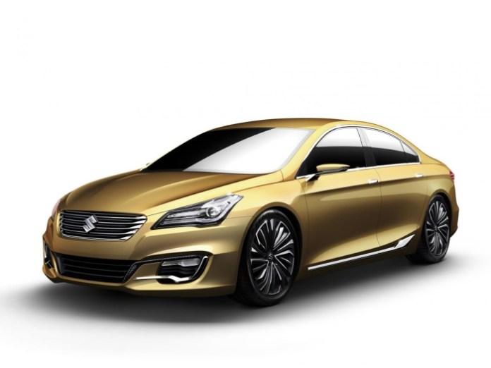 Suzuki Authentics Concept 1
