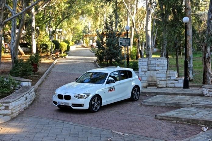 Test Drive: BMW 116 Sport - 020