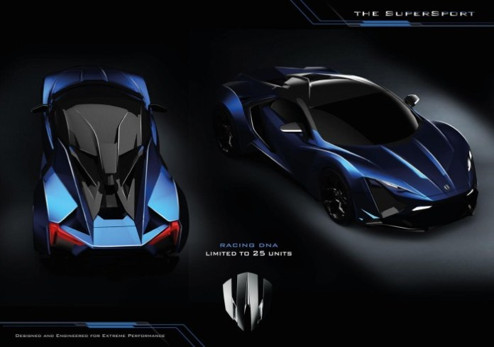 W Motors Supersport 4