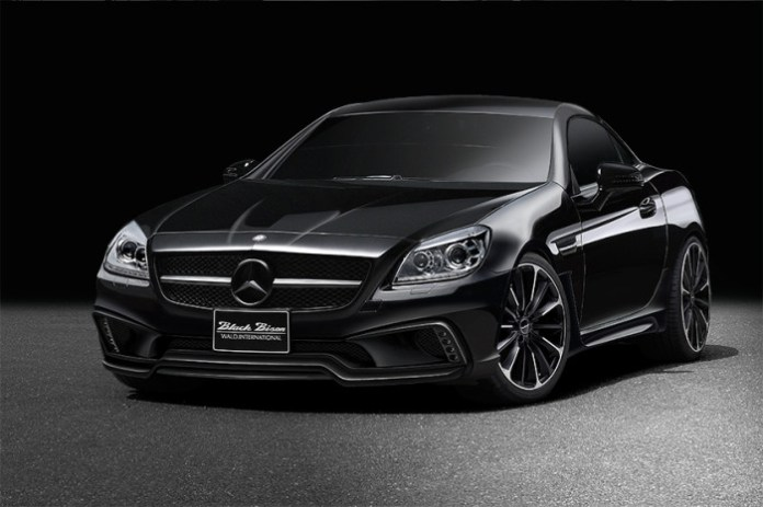 Wald International Mercedes SLK Black Bison Edition