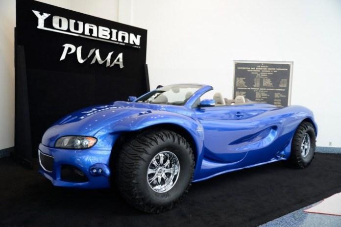 Youabian Puma 2